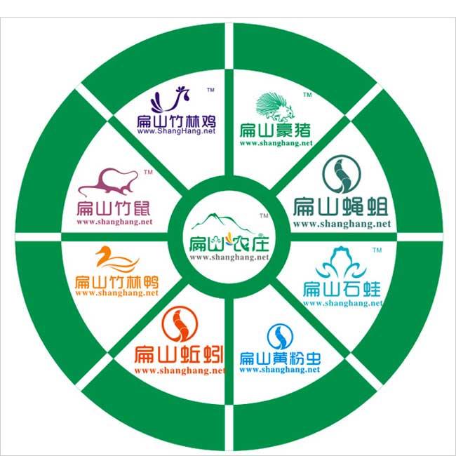 生态养殖标志设计