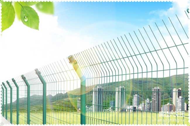 龙岩威尔斯护栏网围墙仓库