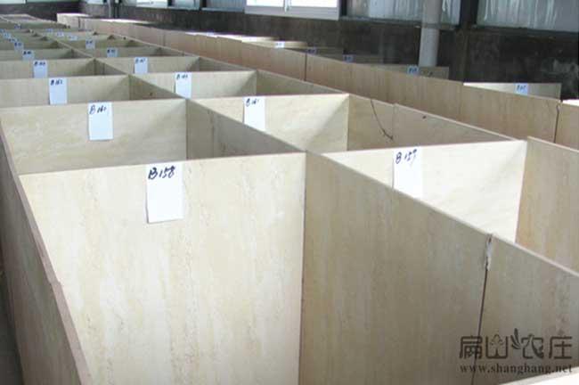 竹鼠的平面养殖用瓷砖
