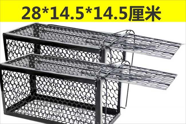 竹鼠运输设备铁笼子批发