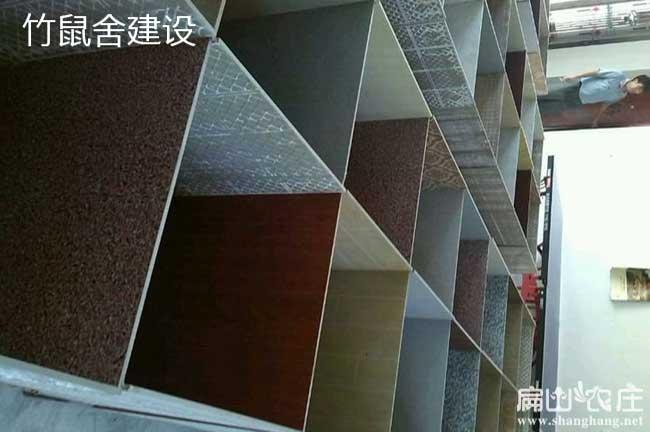 竹鼠舍用瓷砖来建造隐患很大