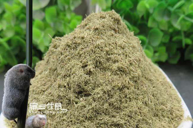 竹鼠粉制作方法公布