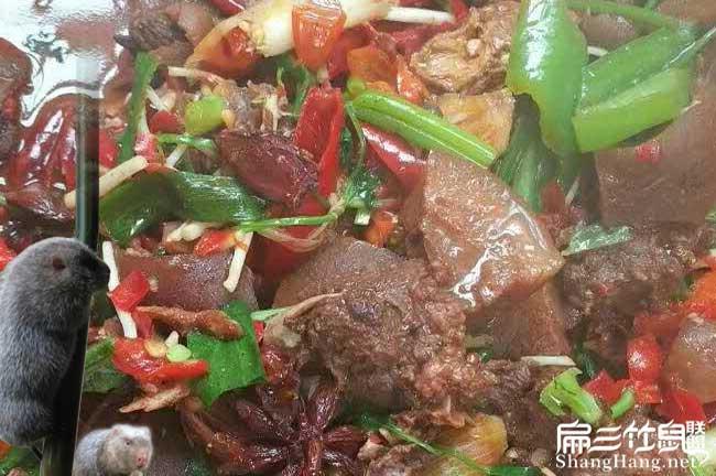 竹鼠肉做法