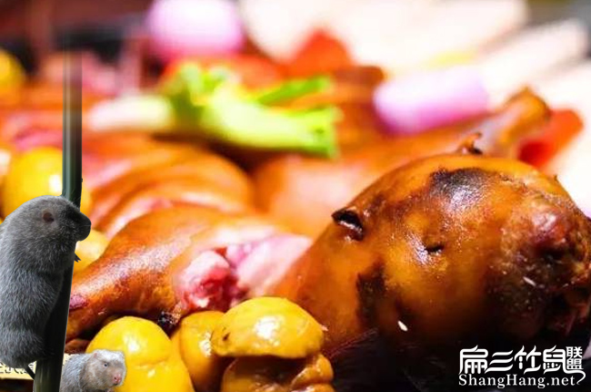 竹鼠肉吃法
